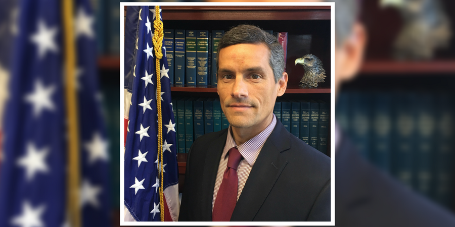 D.A. Dan Dow Appoints Eric J. Dobroth as new Assistant District Attorney.