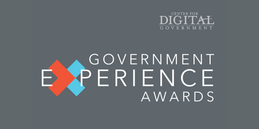 Government Experience Award Winner 2018