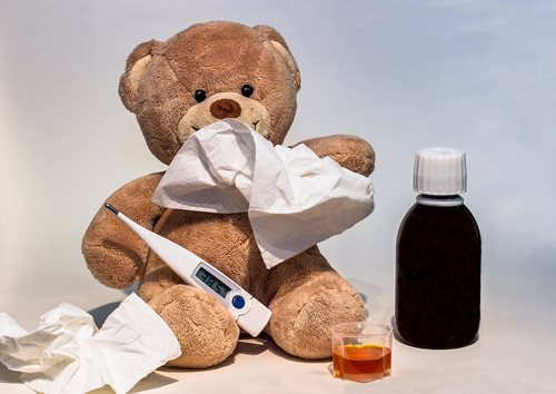 Take precautions as flu activity increases